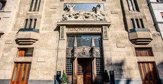 布达佩斯大陆酒店 - 布达佩斯 - 建筑