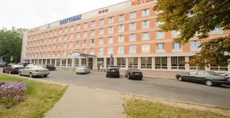 斯普妮可酒店 - 明斯克 - 建筑