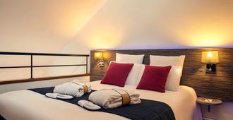 布鲁瓦中心美居酒店 - 布鲁瓦 - 睡房