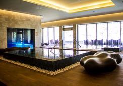 巴塞罗玛雅克鲁尼酒店 - 式服务 - 卡曼海灘 - 大厅