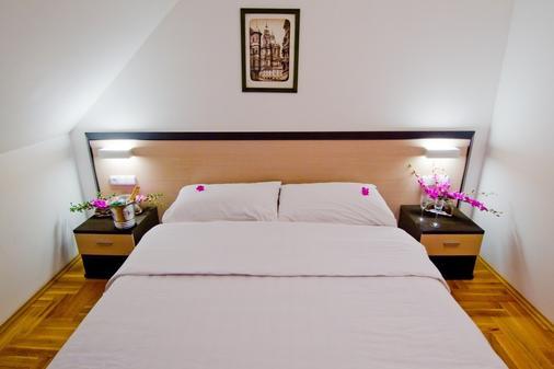 布拉格1号酒店 - 布拉格 - 睡房