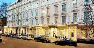 伦敦女王公园酒店 - 伦敦 - 建筑