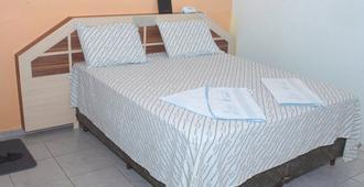 迪亚曼蒂纳酒店 - 圣保罗 - 睡房