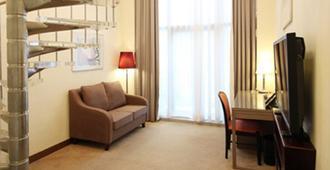 恒丰酒店 - 香港 - 客厅