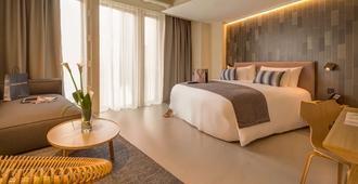 奥拉埃克赞普酒店 - 巴塞罗那 - 睡房