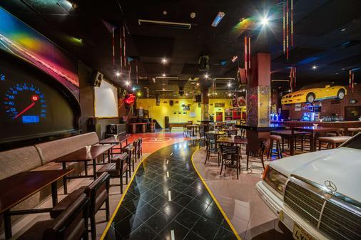 法拉吉酒店 - 马斯喀特 - 酒吧