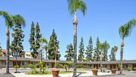 圣贝纳迪诺美国最佳价值旅馆 - 圣贝纳迪诺 - 建筑