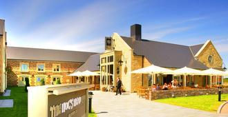霍格海德酒店 - 阿尼克 - 建筑