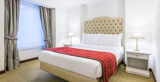 汉密尔顿ghl酒店 - 波哥大 - 睡房