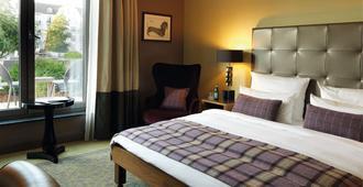 汉堡乌伦霍斯特阿斯匹亚酒店 - 汉堡 - 睡房