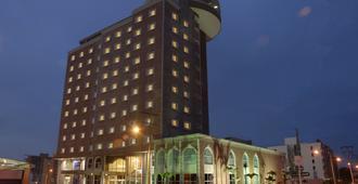 巴兰基亚达恩卡尔顿酒店 - 巴兰基亚 - 建筑
