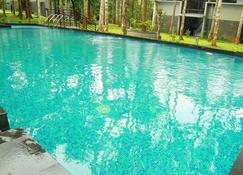 万怡山峰酒店 - 帖卡迪 - 游泳池
