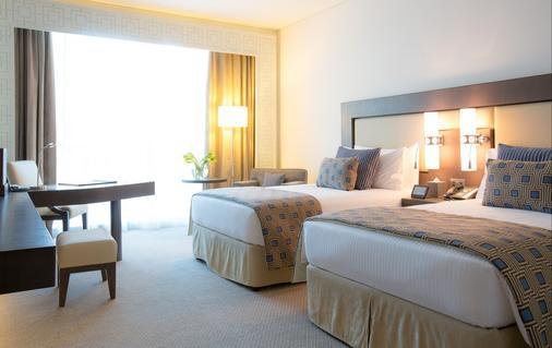 富查伊拉购物中心皇家M酒店 - 富查伊拉 - 睡房