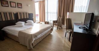 议会酒店 - 布加勒斯特 - 睡房
