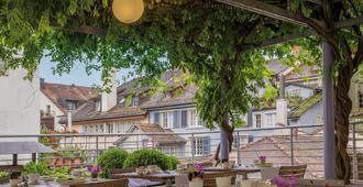 维尔兰伯格瑞士优质酒店 - 苏黎世 - 建筑
