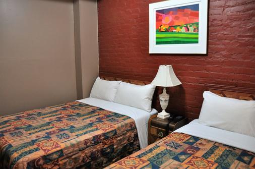 圣凯瑟琳酒店 - 蒙特利尔 - 睡房