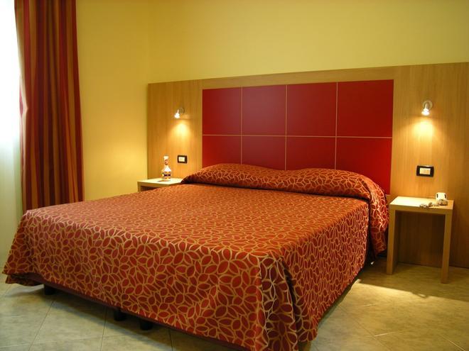 圣卡罗酒店 - 威尼斯 - 睡房
