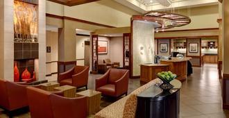 印第安纳波利斯机场凯悦嘉轩酒店 - 印第安纳波利斯 - 大厅
