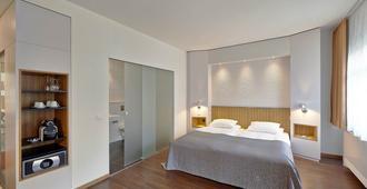 吕特里索雷尔酒店 - 苏黎世 - 睡房