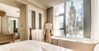景街联排别墅酒店 - 曼彻斯特 - 睡房