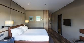 吉马良斯酒店 - 吉马朗伊什 - 睡房