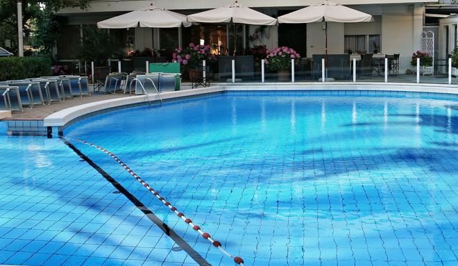 毛里求斯酒店 - 里乔内 - 游泳池