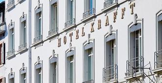 克拉夫特酒店 - 巴塞尔 - 建筑