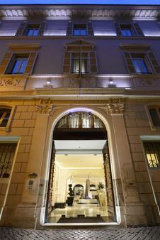 罗马第一豪华艺术酒店 - 罗马 - 建筑
