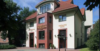 普洛姆纳达酒店 - 克莱佩达 - 建筑