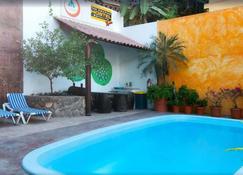 萨域利塔壯景旅馆 - 萨与利他 - 游泳池