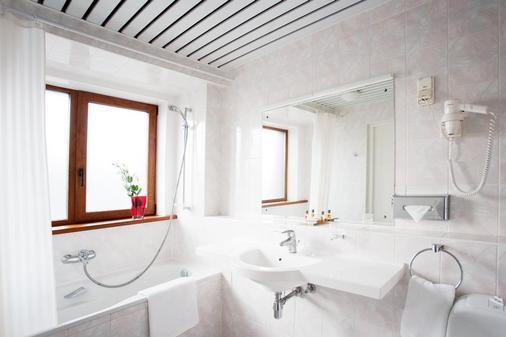 维尔纽斯贝斯特韦斯特酒店 - 维尔纽斯 - 浴室