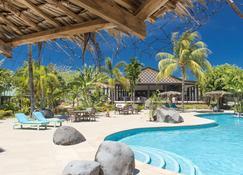 阿莫阿度假酒店 - Tuasivi - 游泳池