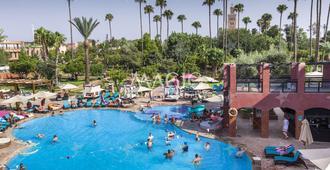 美迪纳花园酒店 - 仅限成人入住 - 式 - 马拉喀什 - 游泳池
