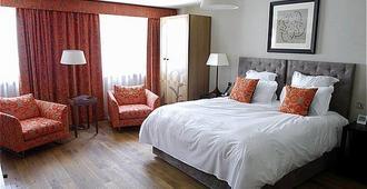 虎皮百合酒店 - 爱丁堡 - 睡房