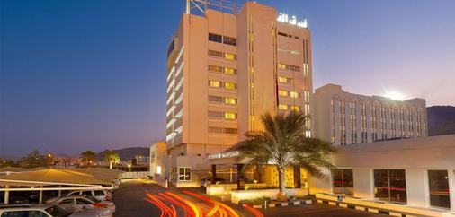 法拉吉酒店 - 马斯喀特 - 建筑