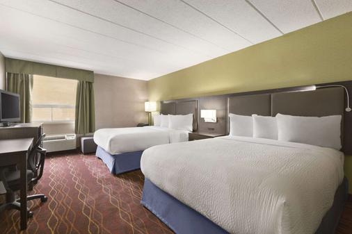 渥太华市中心戴斯酒店 - 渥太华 - 睡房