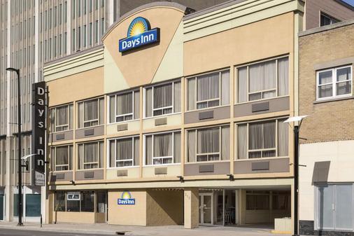 渥太华市中心戴斯酒店 - 渥太华 - 建筑