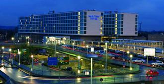 杜塞尔多夫马里提姆酒店 - 杜塞尔多夫 - 建筑
