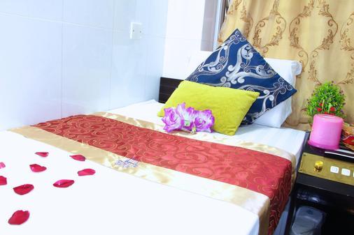 卡迈勒旅行者青年旅馆 - 香港 - 睡房