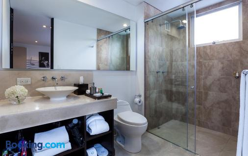 爵士公寓酒店 - 波哥大 - 浴室