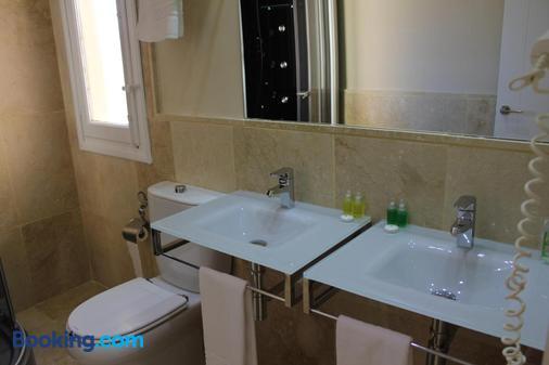 莱昂诺尔德阿基塔尼亚酒店 - 昆卡 - 浴室