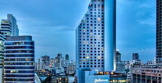 曼谷丽笙世嘉酒店 - 曼谷 - 建筑