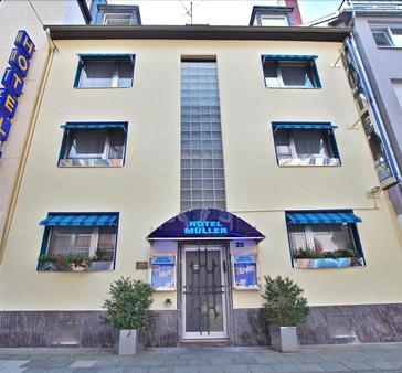 科隆穆勒酒店 - 科隆 - 建筑