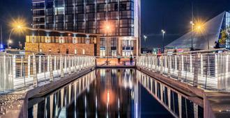 瑟堡中心港口美居酒店 - 瑟堡 - 建筑