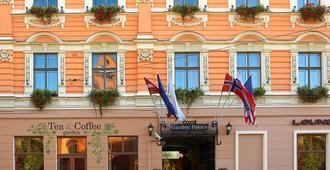 花园宫殿酒店 - 里加 - 建筑