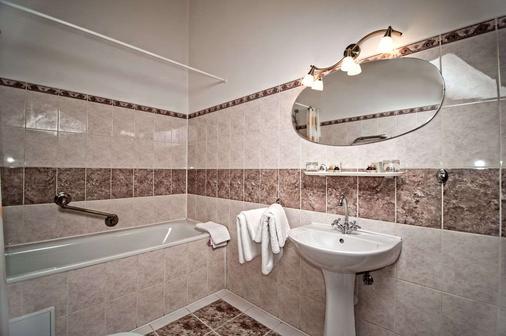乔治酒店 - 利沃夫 - 浴室