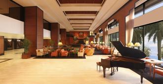 纳瑞曼区三叉酒店 - 孟买 - 大厅