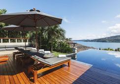 普吉岛安达拉别墅度假村 - 卡玛拉 - 游泳池