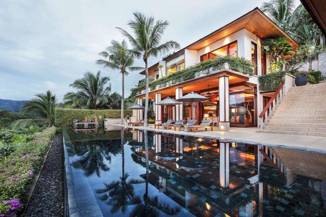 普吉岛安达拉别墅度假村 - 卡玛拉 - 建筑