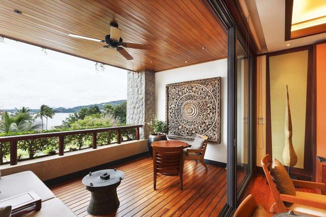 普吉岛安达拉别墅度假村 - 卡玛拉 - 阳台
